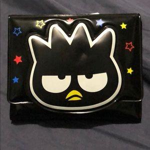 Badtz Maru Vinyl Trifold Wallet